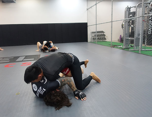 Martial Arts Classes | Steel Athletics | Guam