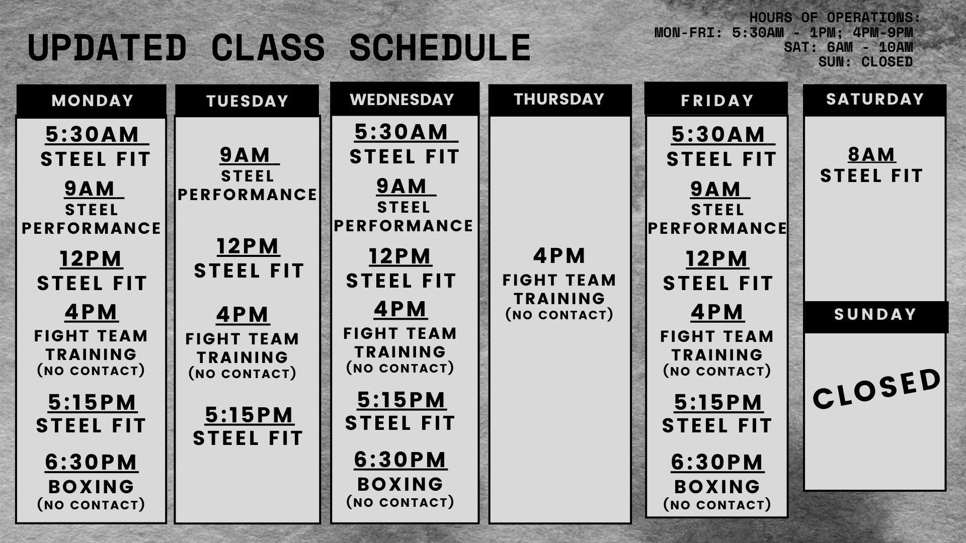 october-2020-class-schedule